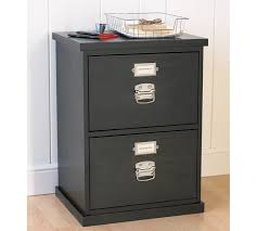 black two drawer file cabinet bedford 2 drawer file cabinet pottery barn
