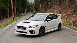 subaru impreza wrx 2016 review 2015 subaru wrx sti video nytimes com