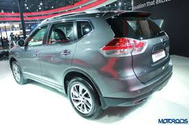 2015 nissan x trail launched auto expo 2016 nissan x trail hybrid unveiled to be launched by