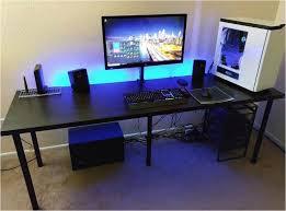Gamer Computer Desk Desks Wooden Gaming Desk Intended For Magnificent How To Choose
