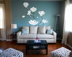 Wall Art Home Decor Large Magnolia Tree Branch Floral Flower Wall Decal Vinyl Sticker