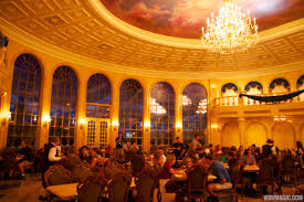 be our guest dining rooms walt disney world restaurant review