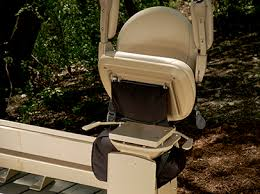 bruno u0027s durable outdoor curved stairlifts crafted to your home