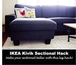 Ikea Kivik Sofa Grey Furniture Modern Minimalist Living Room With Pretty Ikea