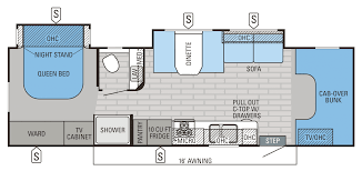 Fun Finder Floor Plans 2015 Greyhawk Floorplans U0026 Prices Jayco Inc