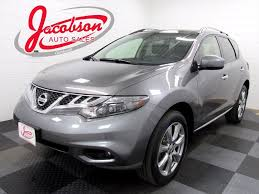 nissan murano for sale 2014 nissan murano platinum awd for sale in oshkosh wi stock