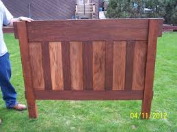 mission headboard build woodworking talk woodworkers forum