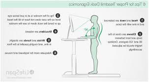 Ergonomic Standing Desk Height Desk Ergonomics For Stand Up Ergonomic Height Intended Amazing