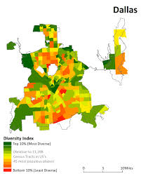 Dallas Neighborhoods Map by A City Can Be Diverse But Its Neighborhoods May Still Not Be And
