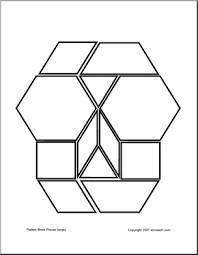 pattern blocks math activities 64 best math pattern blocks images on pinterest math patterns