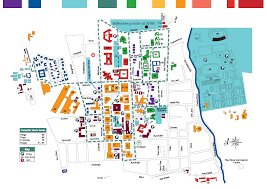 Map Of U Welcome And Orientation Schedules