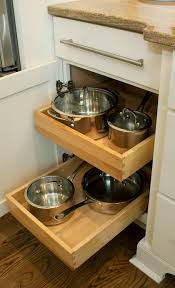 Kitchen Cabinets With Drawers That Roll Out by Pullout Shelves Base U0026 Pantry Cabinets Roll Out Access