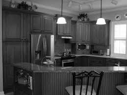corner pantry cabinet kitchen simple tan wooden flooring white