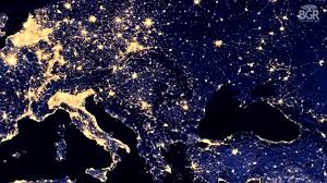 lights of the world address google maps lets you explore night city lights on earth with