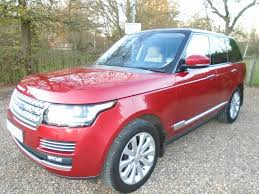 land rover pink used land rover range rover cars for sale in ruislip middlesex
