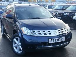 nissan murano z51 ti review used nissan murano cars for sale motors co uk