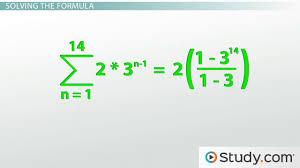 arithmetic formulas definition u0026 examples video u0026 lesson