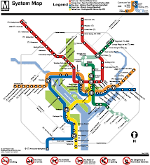 washington subway map oh lord how many years is this so much expansion mainly on