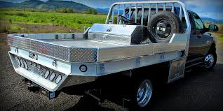 Dodge 3500 Truck Box - dodge 3500 with aluminum flatbed dual underbody boxes w new t