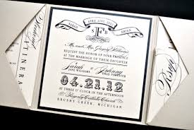 Images Of Wedding Cards Invitation Trifold Wedding Invitations Thebridgesummit Co