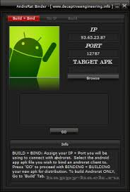 androrat apk binder androrat apk builder hack any android mobile with it hackers