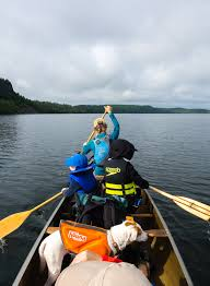 bwca with a tween a toddler and a baby we found adventure