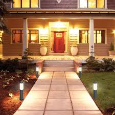 Paradise Solar Lights Costco by Amazon Com Artika I6 Led Stainless Steel Solar Bollard Lights 6
