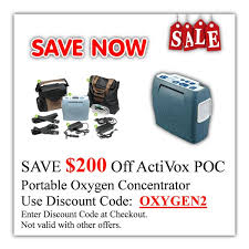 Texas travel products images Activox poc portable oxygen concentrator inova labs oxygen jpg