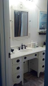 Refurbish Bathroom Vanity 124 Best Bathroom Images On Pinterest Bathroom Remodeling