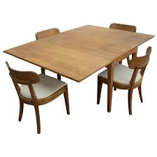 Drexel Dining Room Furniture Edward Wormley For Drexel Dining Table And Four Chairs At 1stdibs