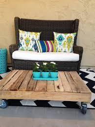 diy wood pallet coffee table make u0026 do studio