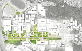 University Of Miami Campus Map by Yonsei University Map Yonsei University Campus Map South Korea