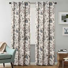 Cheap Long Length Curtains Extra Long Blackout Curtains Amazon Com