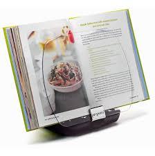 lutrin cuisine lutrin rotatif pour livre de cuisine ou tablette preparà la