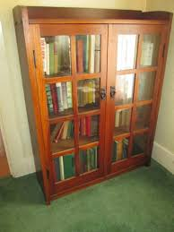 Stickley Bookcase For Sale Arts And Crafts And Art Deco Styles Central Mass Auctions Inc