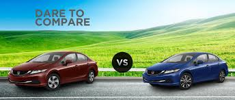 honda civic lx vs honda civic ex