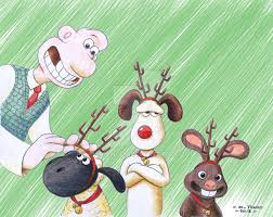 wallace gromit fan art marianodf deviantart