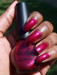 poppin u0027 nail color of the week nicole by opi cherry on top