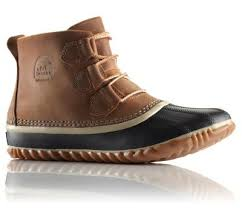 womens duck boots sale s out n about leather duck boot city streets leather and