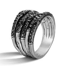 black gemstone rings images Designer gemstone rings in every shape size style jpg