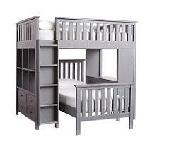 Kids Storage Beds  Loft Bed Systems Pottery Barn Kids - Pottery barn kids bunk bed