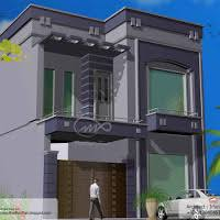 Arabic House Designs And Floor Plans 8 Marla House Design Arabic House Design 3d House Front Elevation