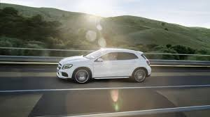 mercedes gla amg 2018 mercedes gla and amg gla45 photos and information from