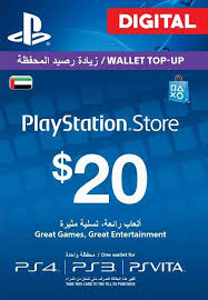 ps4 gift card 20 playstation store gift card uae ps3 ps4 ps vita