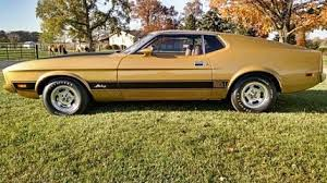 1972 mustang mach 1 value 1973 ford mustang classics for sale classics on autotrader