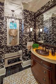 Basement Windows Toronto - new york basement window treatments eclectic with staircase and