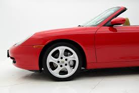 4 door porsche red 1999 porsche 911 carrera 4 cabriolet