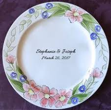 wedding platter guest book wedding guest book signature platter guest book plate gift for