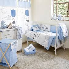 Circus Crib Bedding Decoration Circus Nursery Bedding Blue The Pooh Play Crib