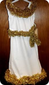 pillowcase angel costume christmas pinterest angel costumes